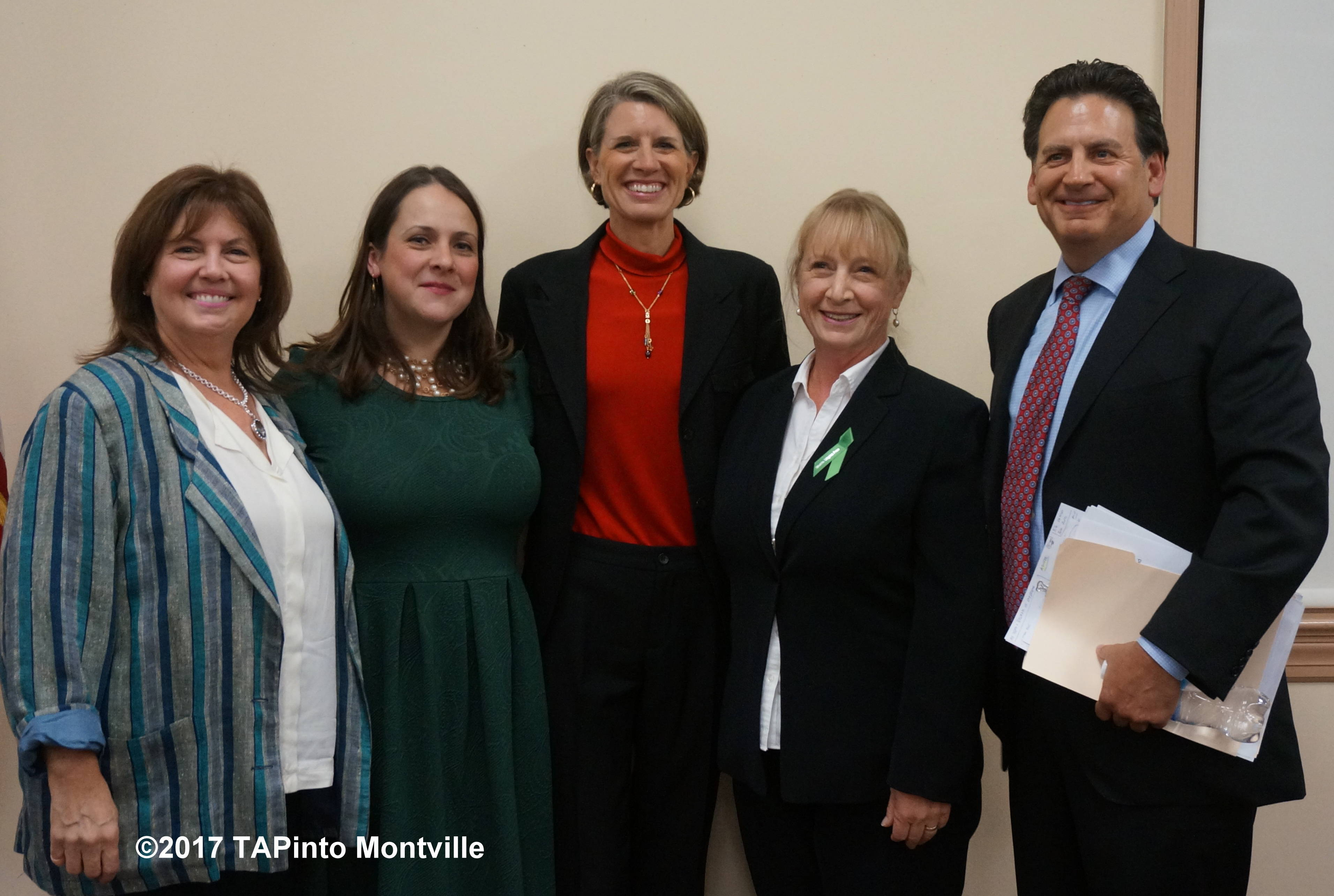 b1ebcb0390186c2097f1_a_Candidates_Lucy_Tullo__Emily_Ryzuk__moderator_Hope_White__and_candidates_June_Witty_and_Matt_Kayne__2017_TAPinto_Montville.JPG
