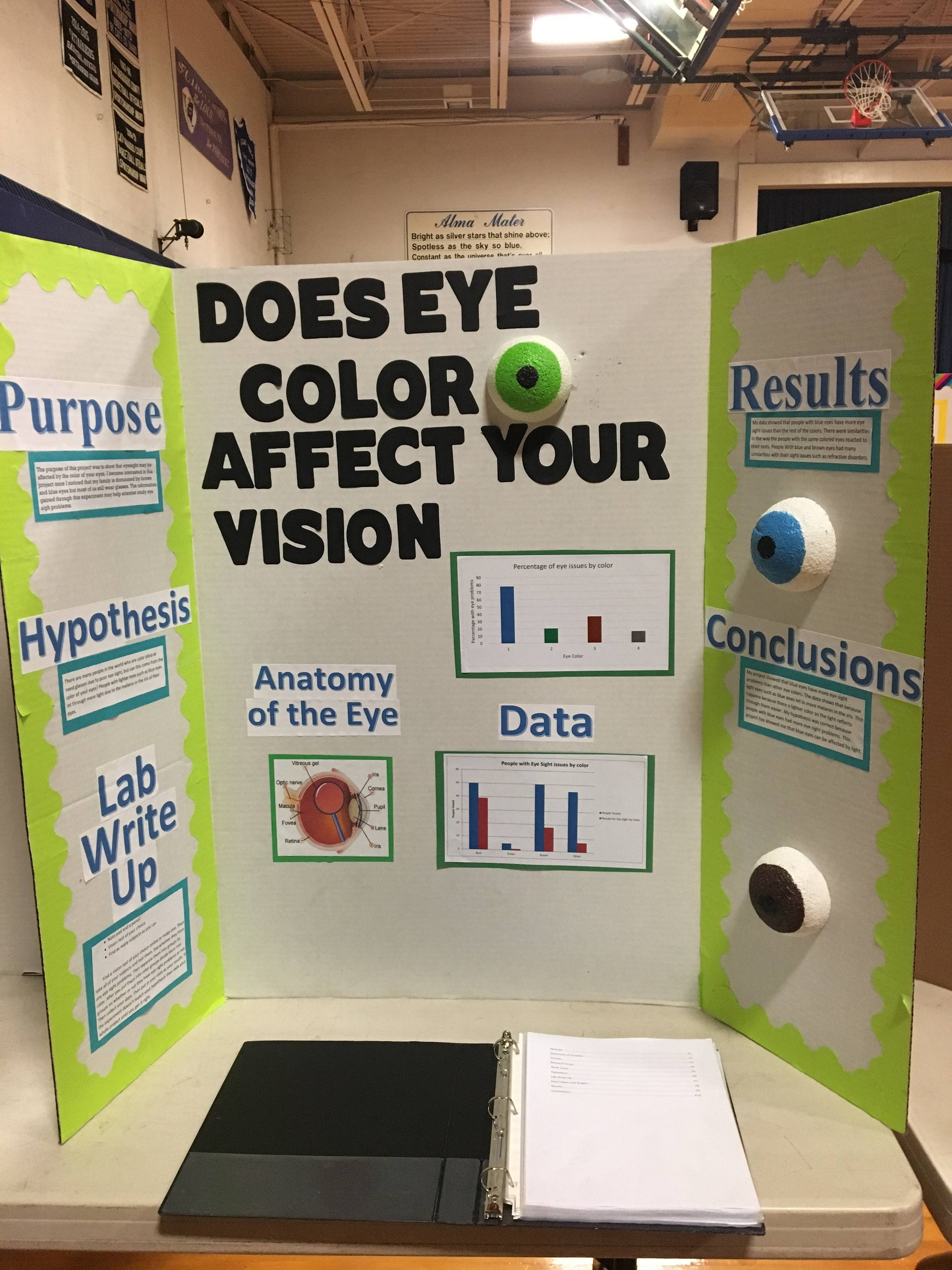 Students Display Projects During Hinsdale Central School\'s Science ...