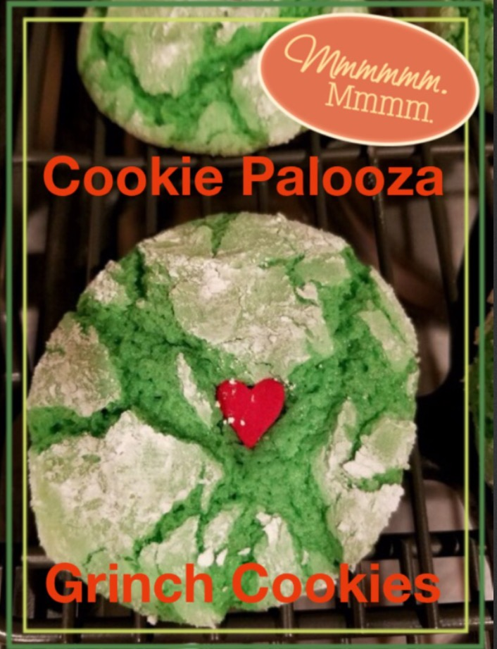 Cookie Palooza Grinch Cookies Tapinto