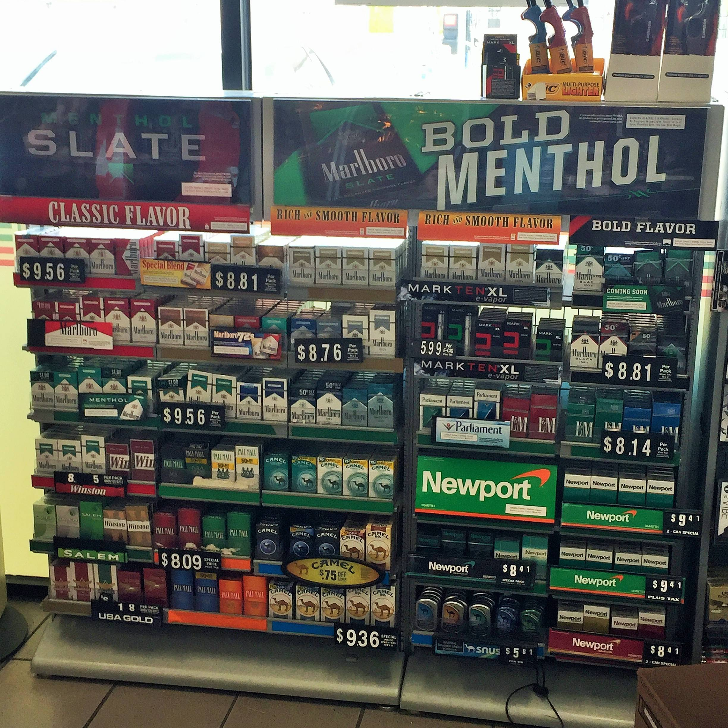 New  Law on Tobacco Purchases Takes Effect in Cattaraugus County