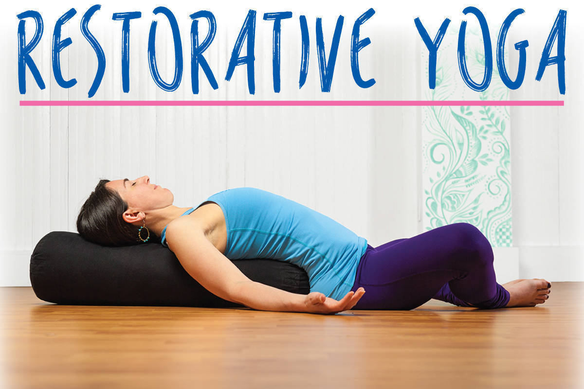 Restorative Yoga Tapinto