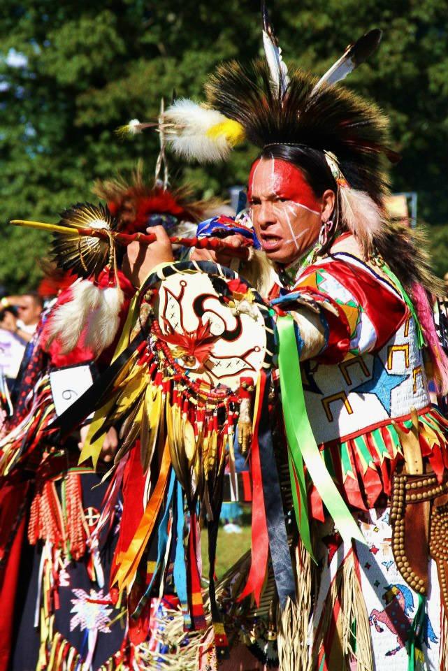 Native american pow wow nj