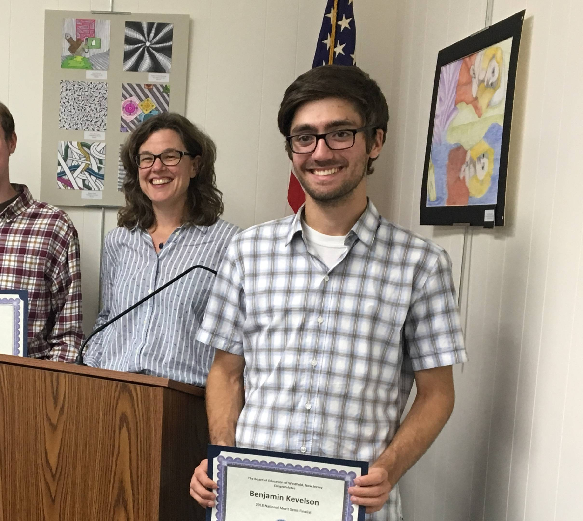 Westfield High: Westfield High School Senior Named A 2018 National Merit