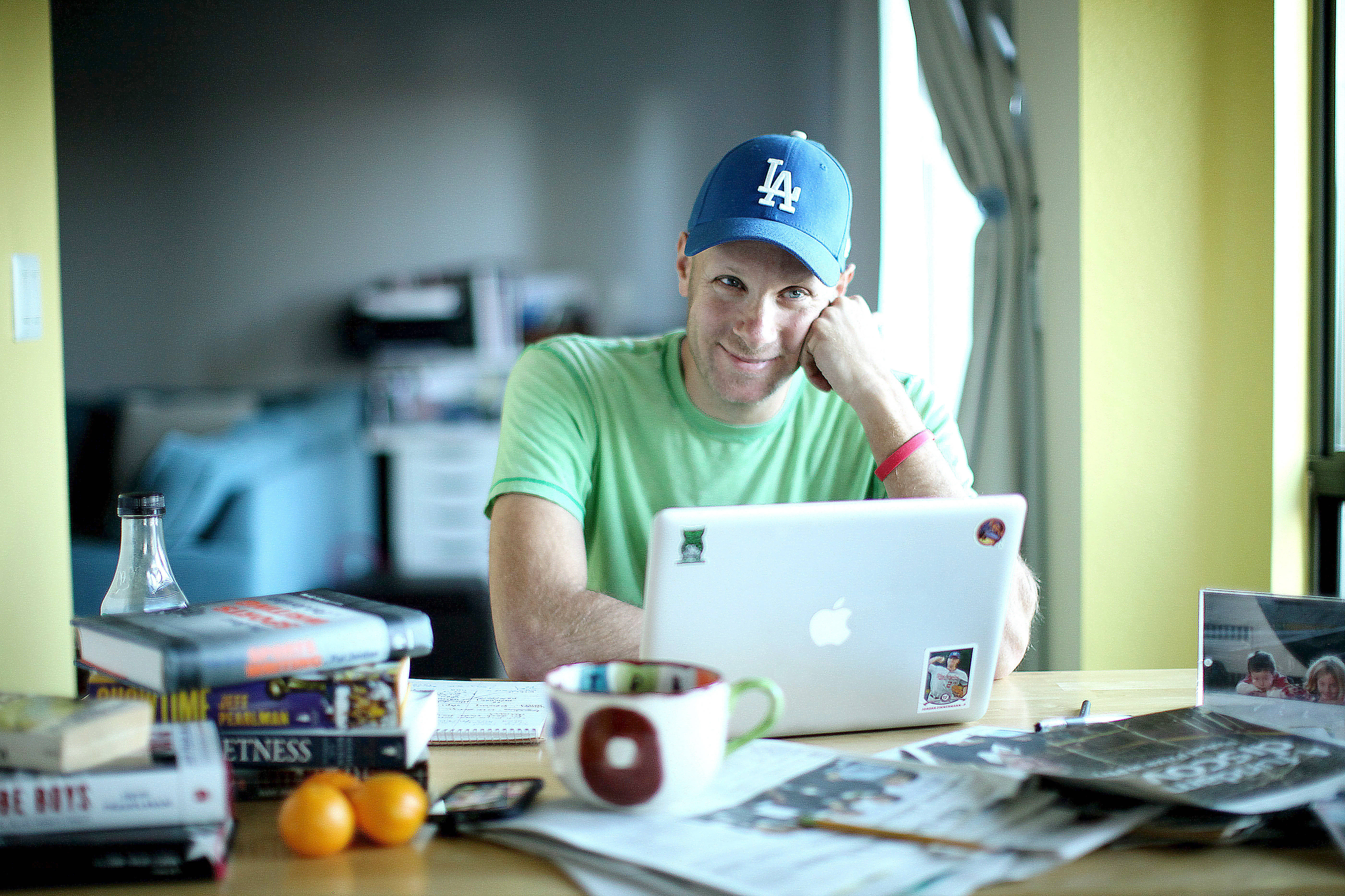 Bestselling Author's Love for Sports Writing Began in Mahopac