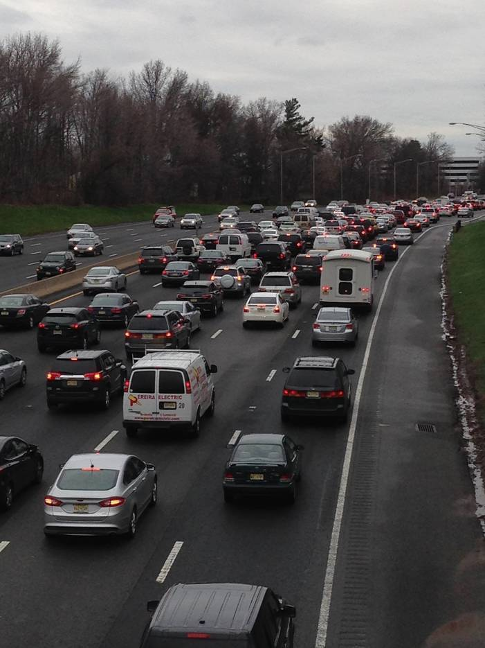Traffic Garden State Parkway 28 Images 6 Facts About Traffic Lights From The Grapevine