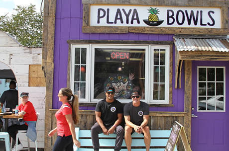 Playa Bowls Moves Off The Beach New Brunswick Nj News Tapinto