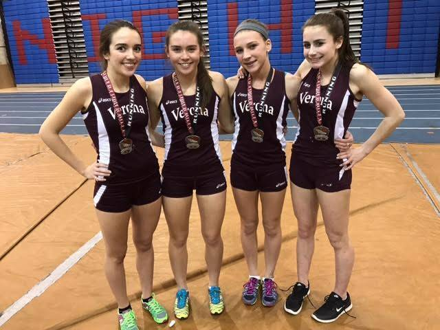 Verona girls track earns second place at north jersey for Uniform verona