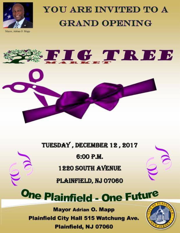 Ribbon Cutting Ceremony At The Fig Tree Market Tapinto