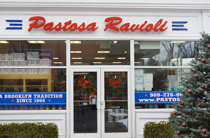 Pastosa: Serving Up Quality and Tradition in Local Italian Specialty Food Markets