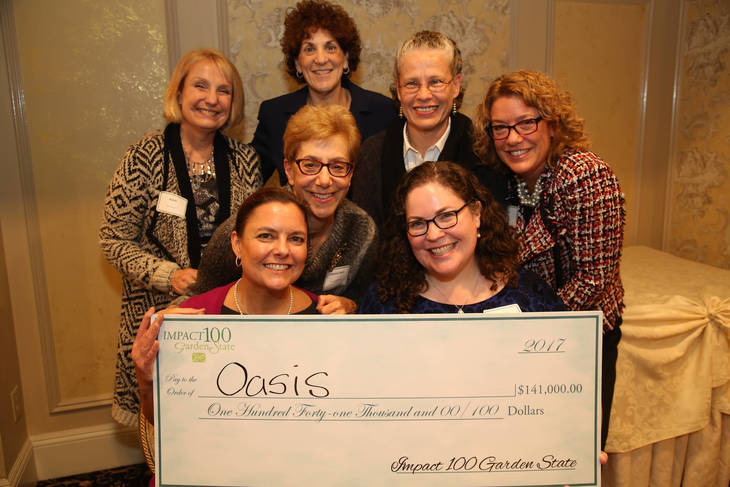 Paterson's Oasis Awarded Grant, Announces Plans to Serve Over 1,000 Residents Thanksgiving Meal
