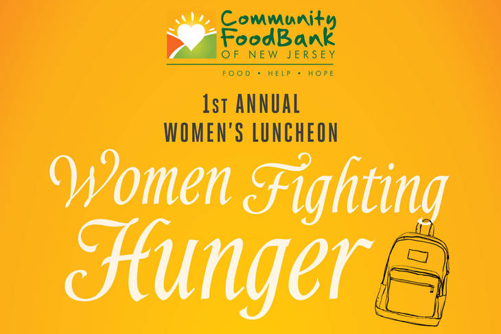 First-Ever Women's Luncheon To Fight Childhood Hunger