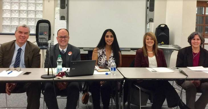 Bloomfield BOE candidates discuss academic excellence, standardized testing, and representation