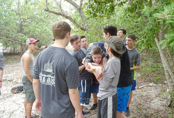Somers Boy Scouts Go Off The Grid News Tapinto