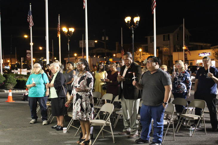 Union Comes Together in Vigil for Las Vegas Victims