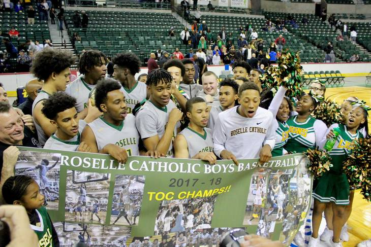 roselle catholic single men At the center of the school's courtyard is a spiraling brick walkway called the roselle catholic high  wildcats men's basketball team tom  the k-cup single .