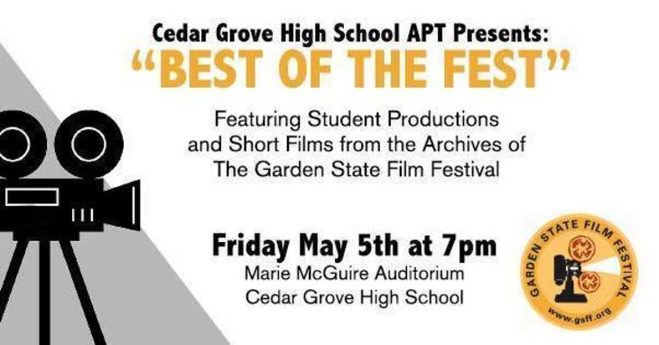 Cedar Grove High School Students Excited As Film Festival Approaches