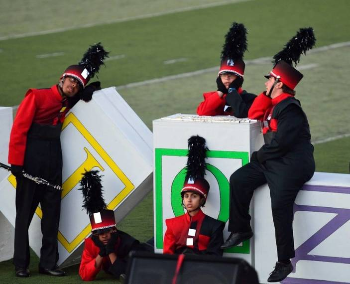 Zia Marching Band Fiesta showcases bands from across New Mexico