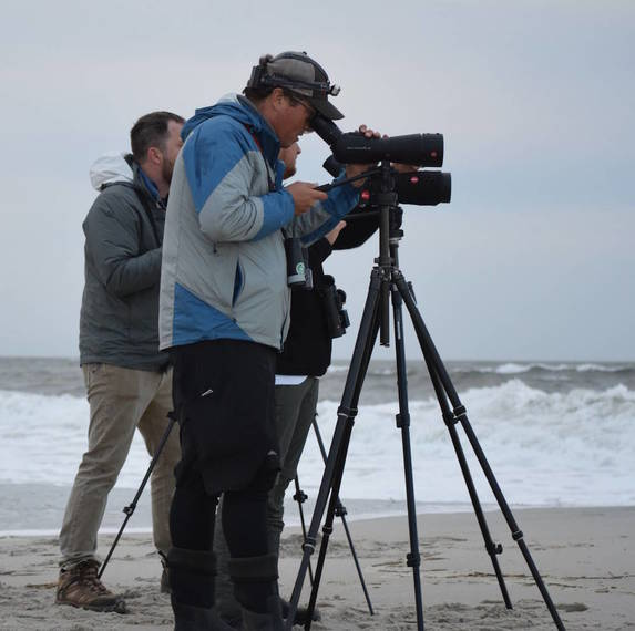 "New Jersey Audubon to Celebrate 35 Years of the ""World Series of Birding"""