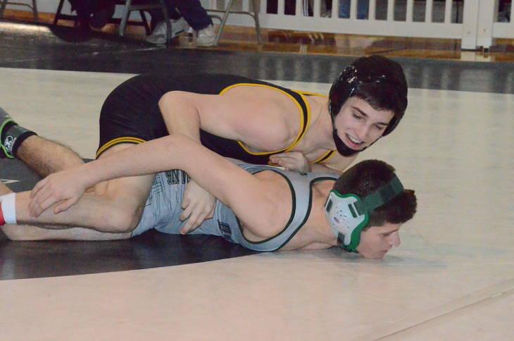 Wrestling: Cedar Grove Panthers Send Seven Onward To