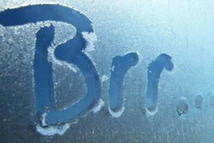 Winter Storm Warning For Frozen, Burst Pipes