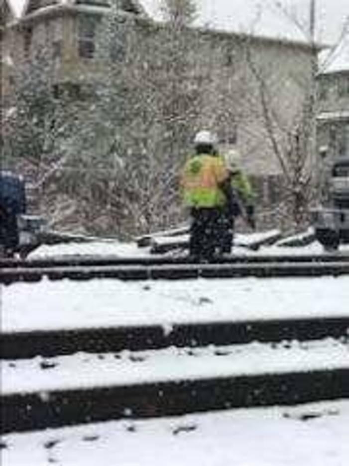 NJ Transit Service To Resume Monday After Fridays Derailment in