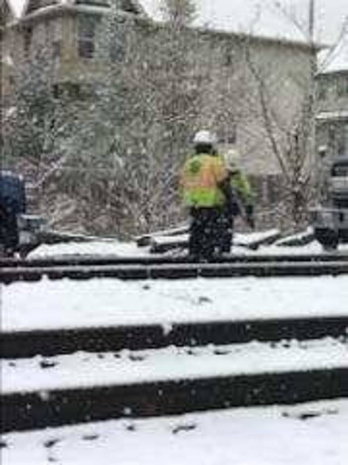 nj transit service to resume monday after friday s derailment in