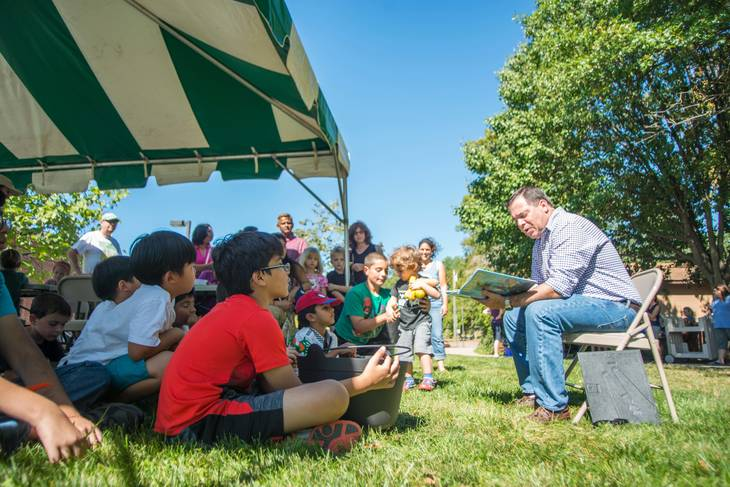 Bridgewater Holds Stone Soup Event to Promote Fruit and Vegetable Eating