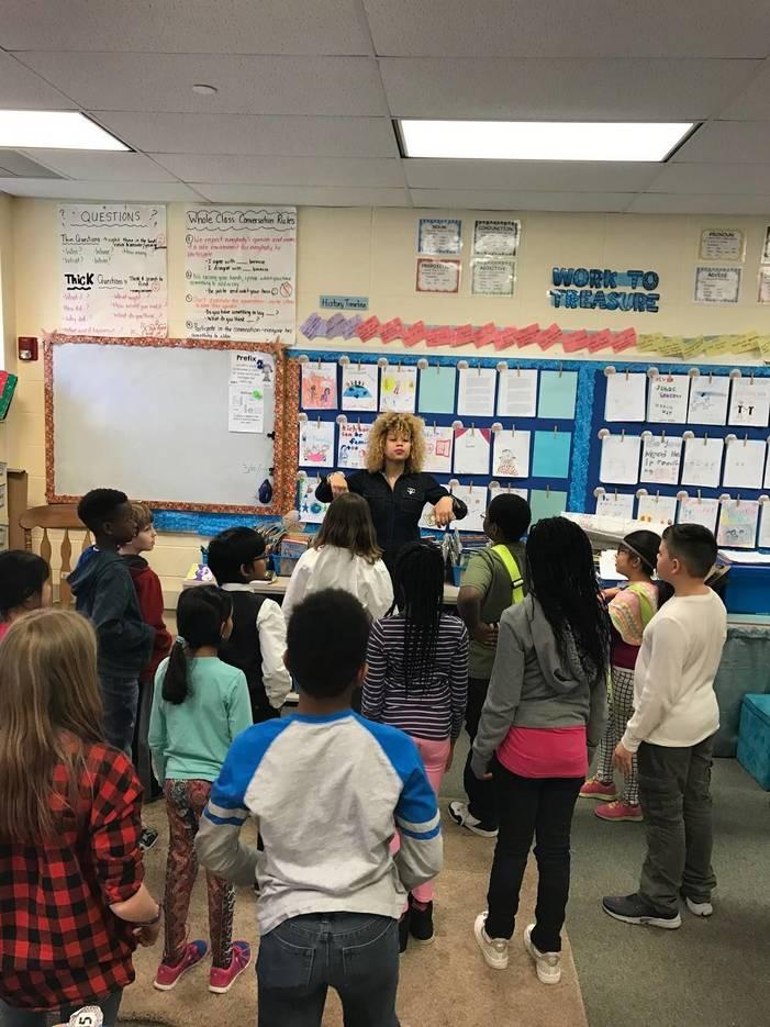 UPDATE: Franklin Park School Hosts First Women's Career Day