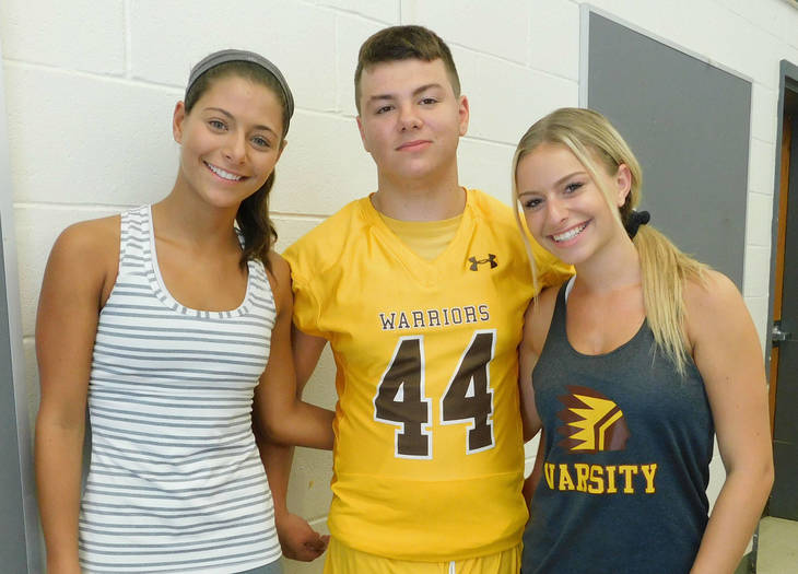 WHRHS Goes Back to School: Watchung Hills Students Help ...