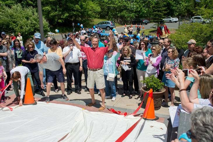 Temple Sholom, in Bridgewater, Celebrates 50th Anniversary ...