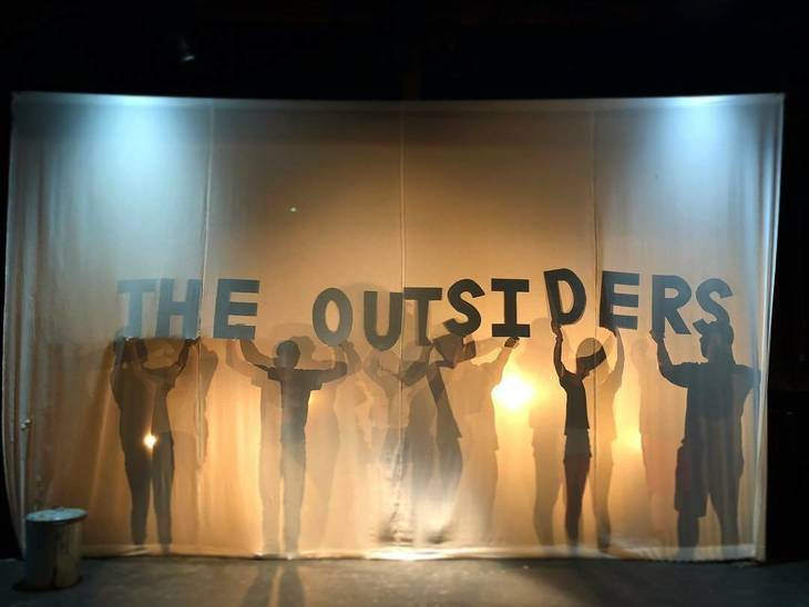 VIDEO:  Sharing Holmdel's Past Gives to us Today, Opening Night Sold Out at Duncan Smith Theater for The Outsiders