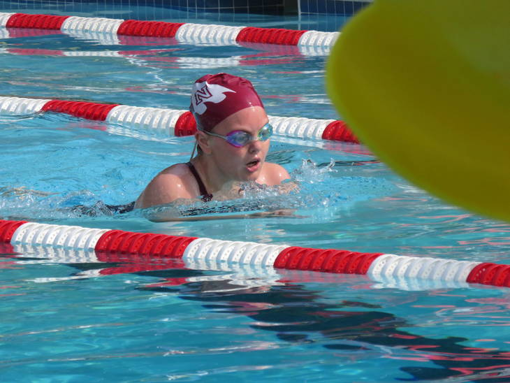 Newton Swim Team Hosts 16th Annual Nwnj Swim Invitational