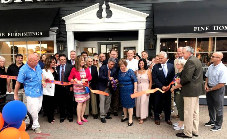 Somerville Welcomes Iconic Stickley Audi Furniture Store