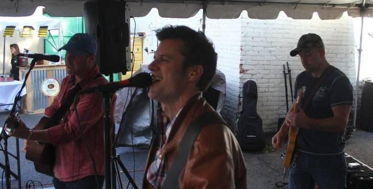 Big Hix turned Wooden Spoon's Oktoberfest into Southern 'Rock-toberfest' in Bloomfield Center