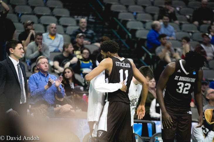 East region: Florida bounces Bonnies after 1st NCAA win in 48 years