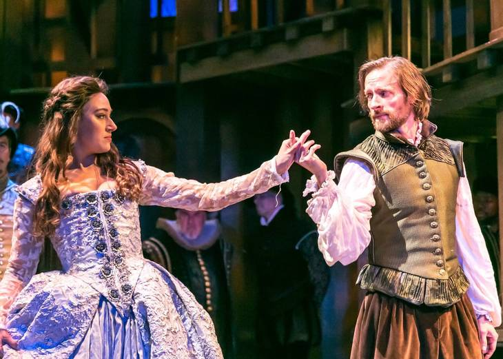 tribute to shakespeare Get involved there are many ways that you can help to secure the future of shakespeare's annual celebrations in the town where he was born, raised, schooled, married, retired and ultimately buried.
