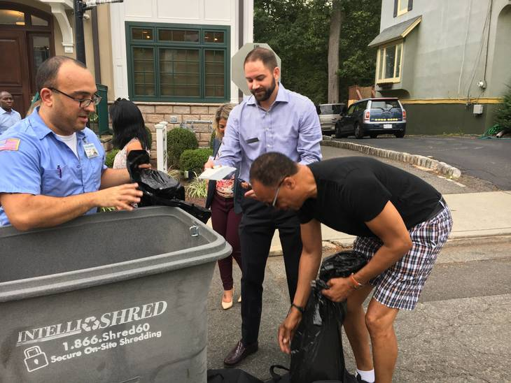 GenWealth Group Sponsors Community Shred Day in Maplewood