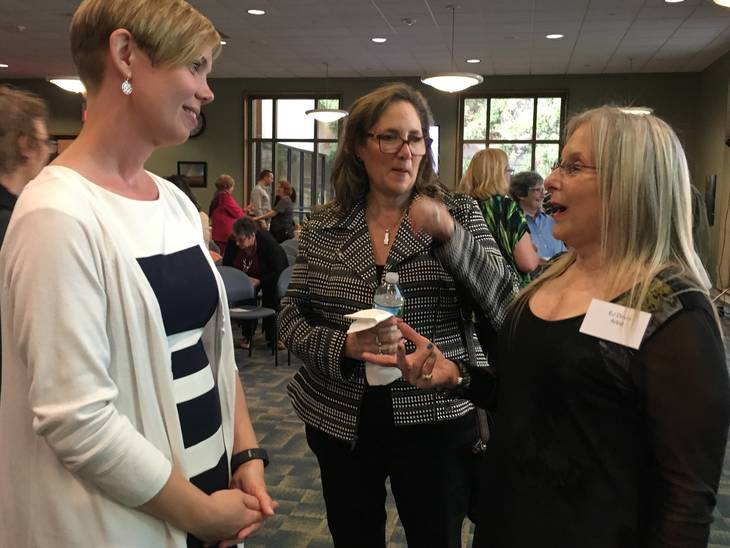 'The Art of Healing' Event Renews Beauty In Life for Cancer Survivors at Summit Medical Group MD Anderson Cancer Center