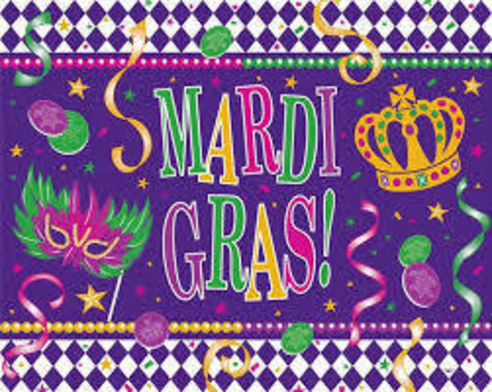 Auburn celebrates Mardi Gras celebration with a parade