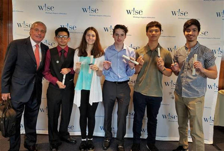West Orange High School Students Honored for Financial Literacy