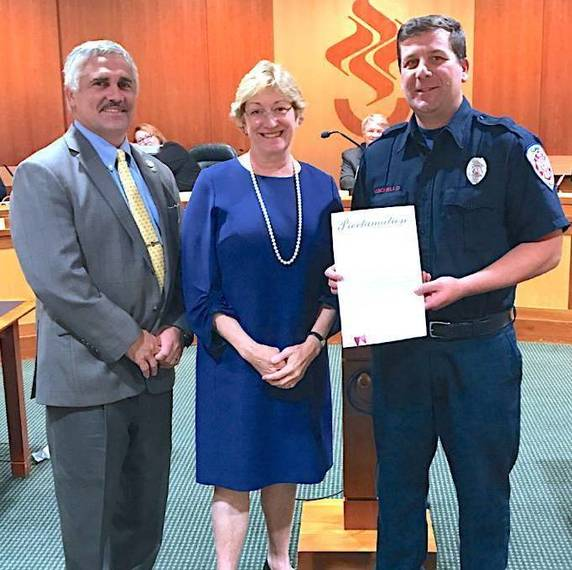 State Fire Marshal recognizes National Fire Prevention Week in IL