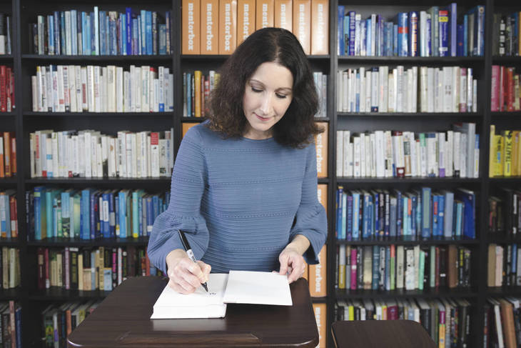 Scotch Plains Author Examines The Million-Dollar, One-Person Business