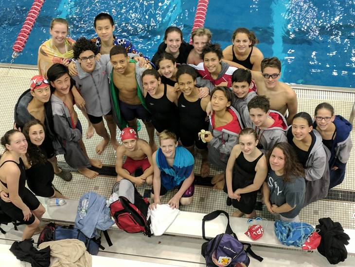 Long Island Ymca Holiday Invitational