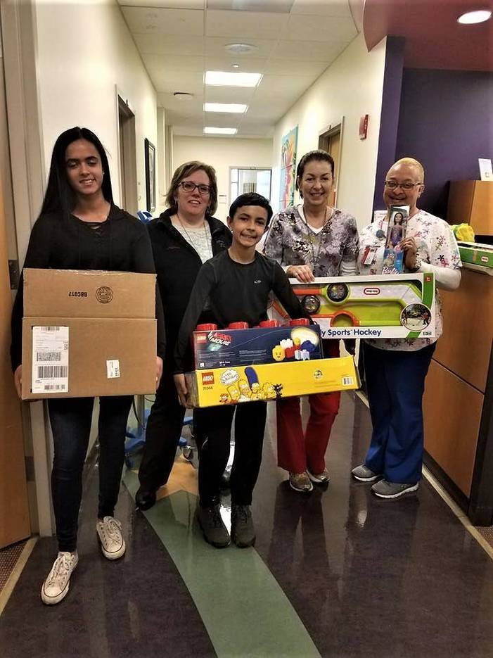 Piscataway Student Seeks Community Support to Purchase Toys for Pediatric Cancer Patients