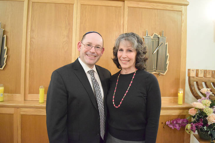 Holocaust Service at Yorktown Temple Evokes Memory and Emotion