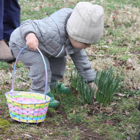 Local Easter Egg hunts start this weekend, March 24