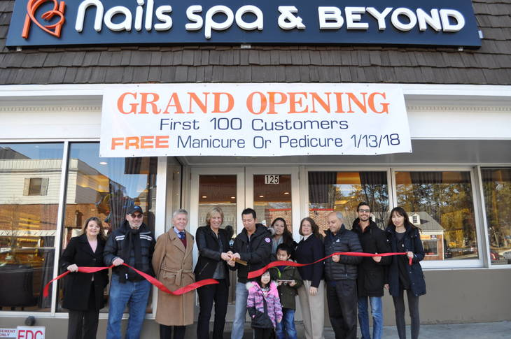 Nails Spa Beyond Opens In Downtown Westfield