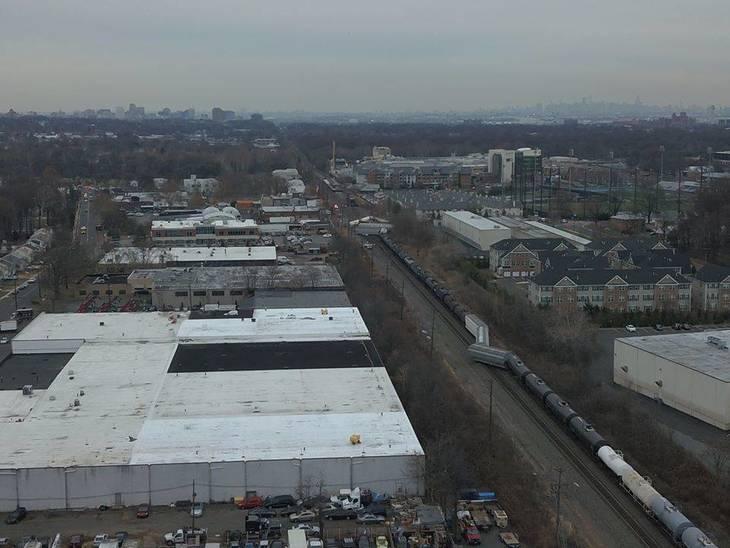 Freight Train Derailment Disrupts NJ TRANSIT Service