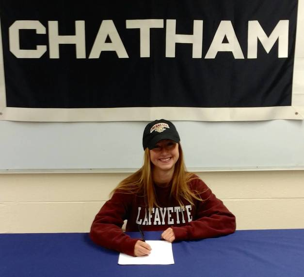 Chatham High has 10 Student Athletes Sign National Letters of