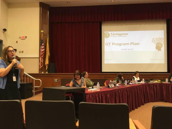 Improvements on the Horizon for Livingston Gifted and Talented Program